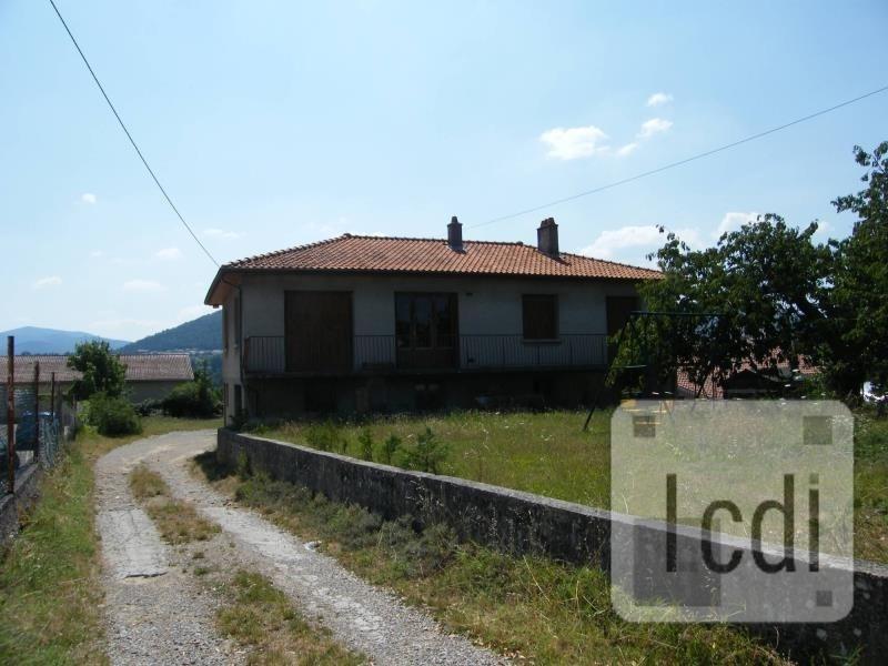 Produit d'investissement maison / villa Boulieu-lès-annonay 150000€ - Photo 2