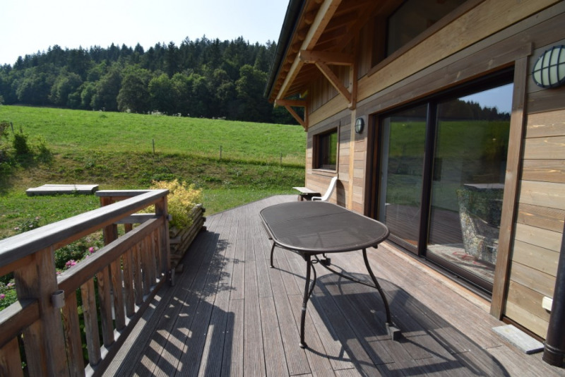 Vente de prestige maison / villa Grand bornand 980 000€ - Photo 4