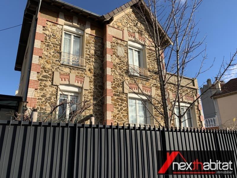 Vente maison / villa Les pavillons sous bois 429000€ - Photo 1