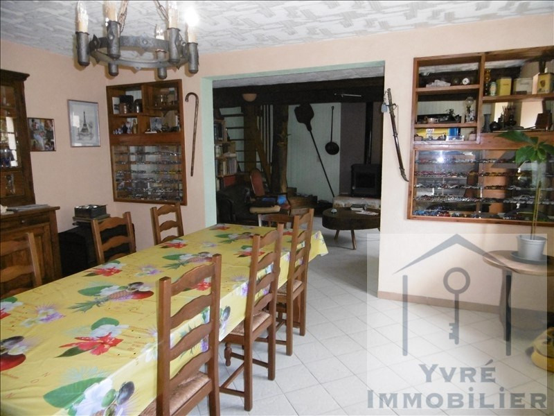 Sale house / villa Yvre l'eveque 220 500€ - Picture 6