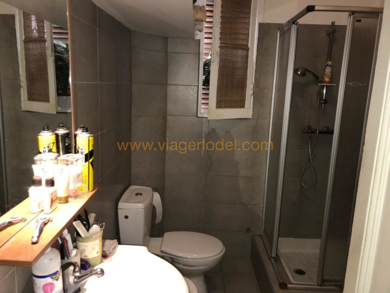 Life annuity apartment Nice 63 500€ - Picture 5