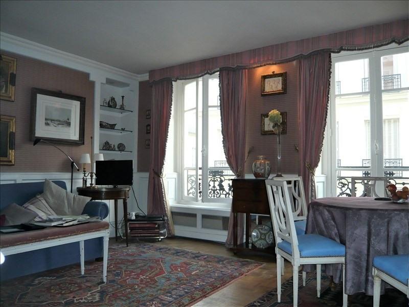 Alquiler  apartamento Paris 7ème 1400€ CC - Fotografía 1