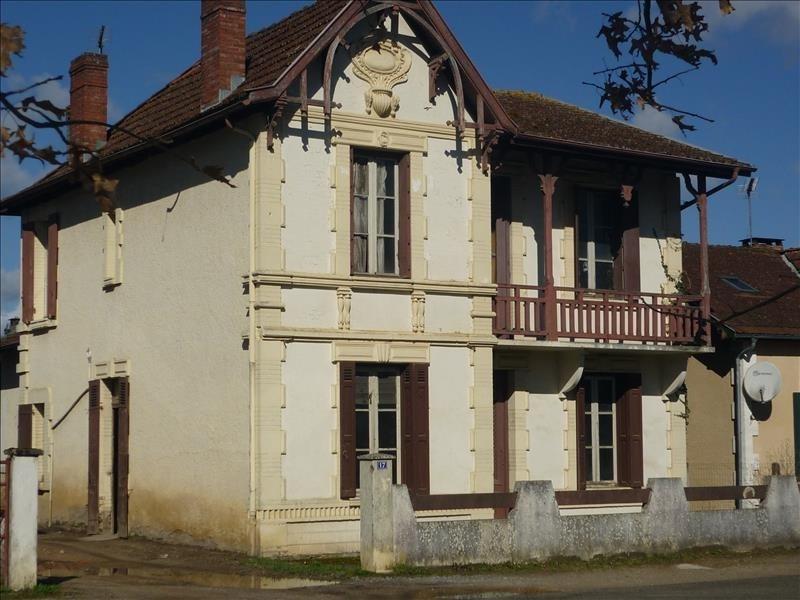 Vente maison / villa Sabres 128000€ - Photo 1