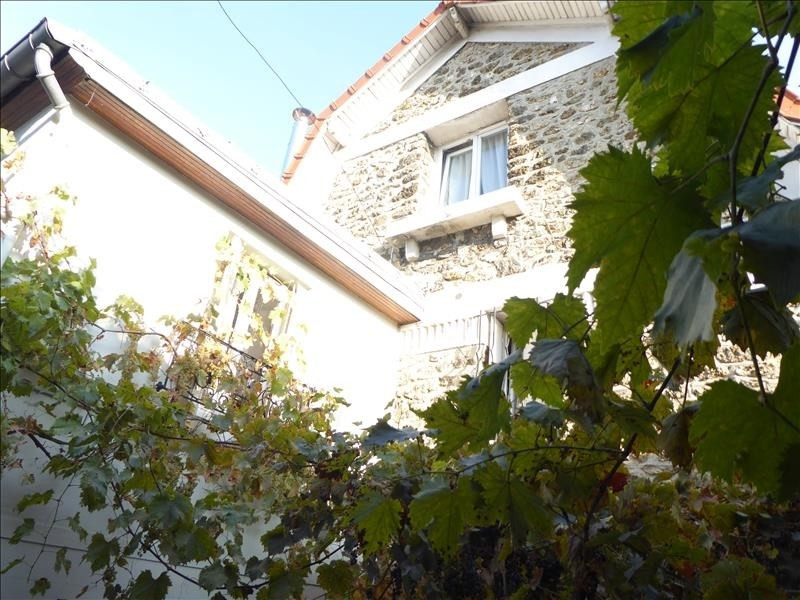 Vente maison / villa Villemomble 388500€ - Photo 1