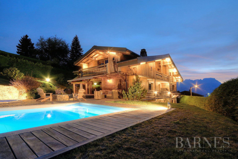 Vente de prestige maison / villa Saint-gervais-les-bains 2450000€ - Photo 20
