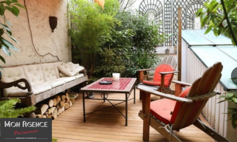 Vente de prestige appartement Paris 17ème 1 525 000€ - Photo 1