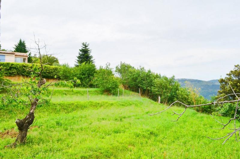 Venta  terreno Berre les alpes 180000€ - Fotografía 3