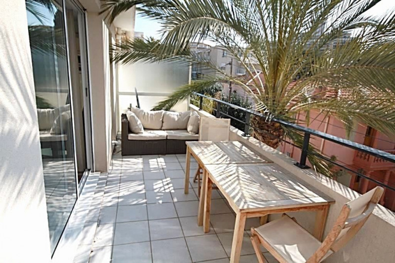 Vente appartement Juan-les-pins 255 000€ - Photo 1