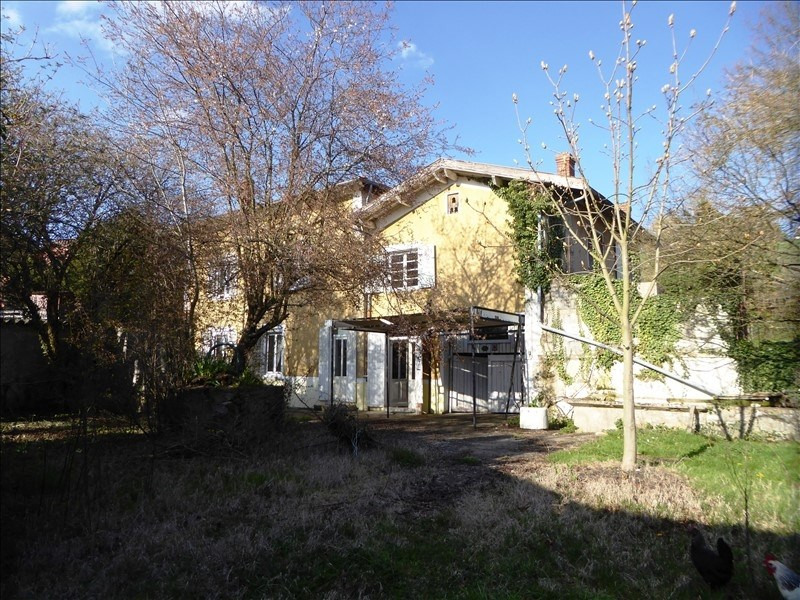 Vente maison / villa Luzinay 262000€ - Photo 1