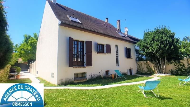 Vente maison / villa Ormesson sur marne 580000€ - Photo 2
