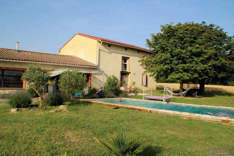 Deluxe sale house / villa Villefranche de lauragais 585000€ - Picture 1