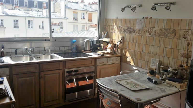 Venta  apartamento Paris 19ème 740000€ - Fotografía 2