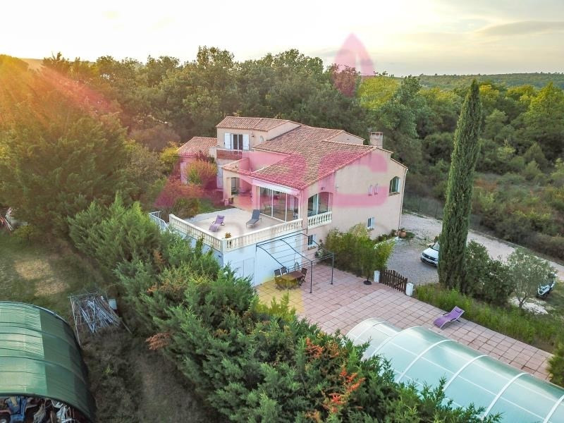 Sale house / villa Ollieres 499 000€ - Picture 1