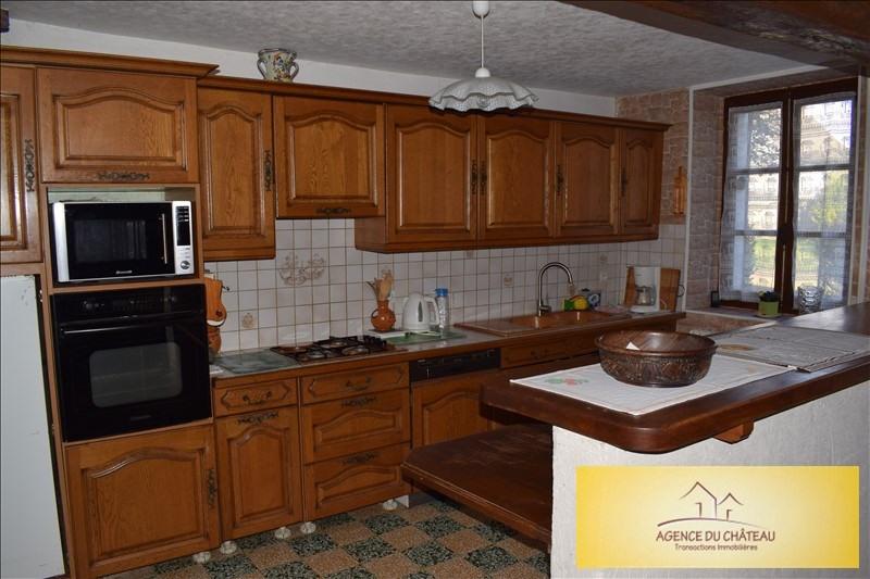 Vente maison / villa Villiers en desoeuvre 168000€ - Photo 4