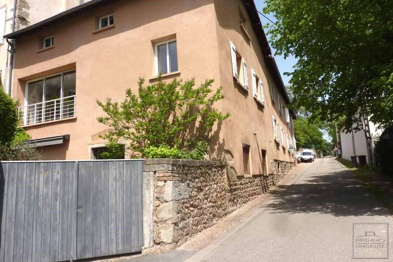 Location appartement Dommartin 364€ CC - Photo 1