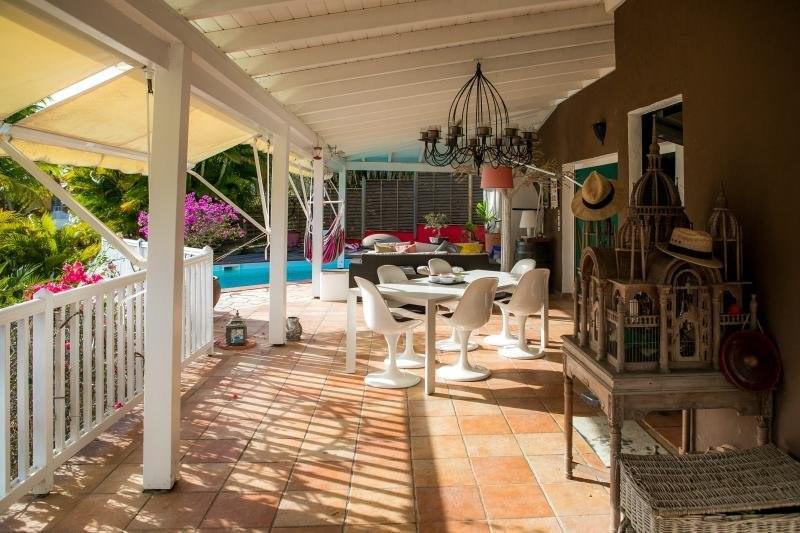 Deluxe sale house / villa Les trois ilets 627000€ - Picture 6