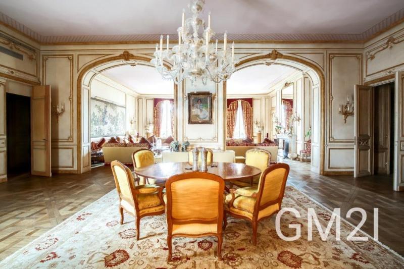 Deluxe sale apartment Paris 16ème 23000000€ - Picture 1