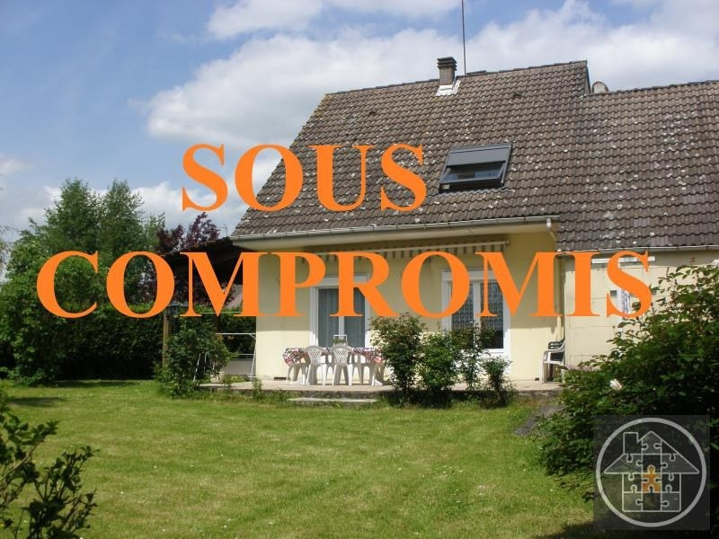 Vente maison / villa Longueil annel 157000€ - Photo 1