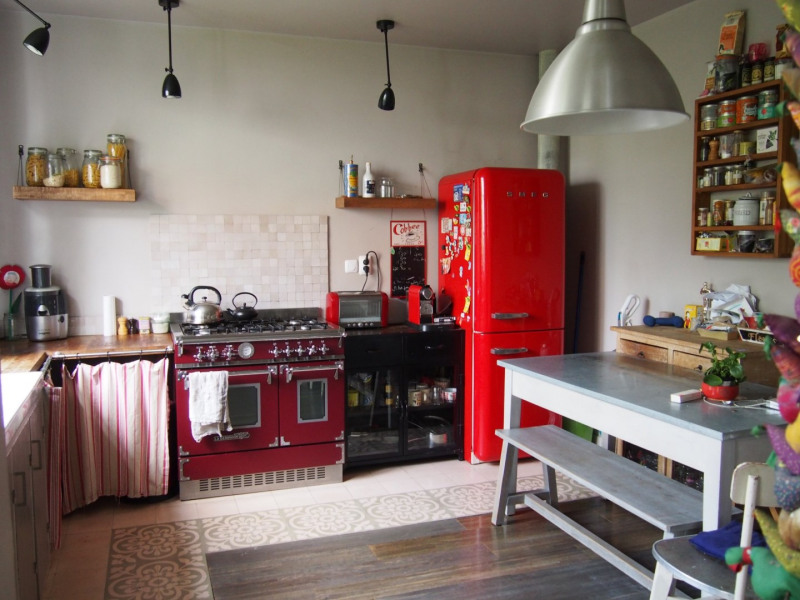 Vente maison / villa Maisons alfort 442 000€ - Photo 2