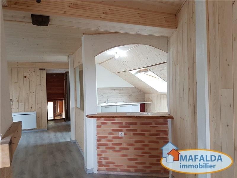 Location appartement Mont saxonnex 850€ CC - Photo 2