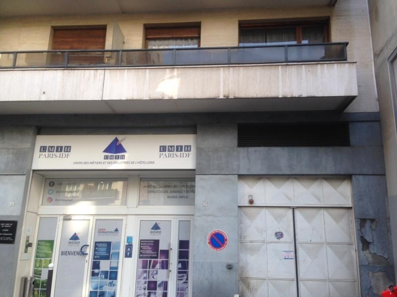 Rental parking spaces Paris 14ème 85€ CC - Picture 2
