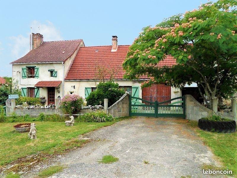 Vente maison / villa St leger magnazeix 102600€ - Photo 1