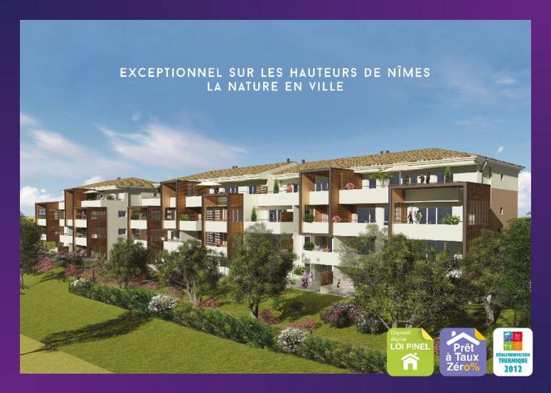 Vente appartement 3 pi ce s nimes 64 61 m avec 2 - Chambre des notaires nimes ...