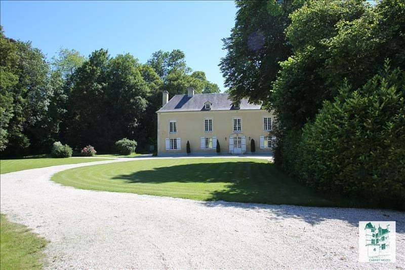 Deluxe sale house / villa Caen 985 000€ - Picture 1