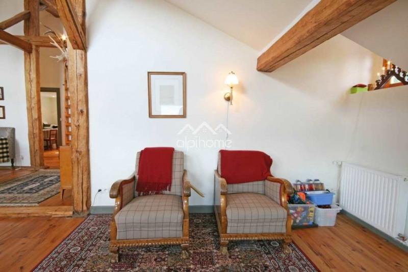 Deluxe sale house / villa Saint gervais les bains 1050000€ - Picture 10