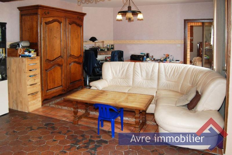 Sale house / villa Verneuil d'avre et d'iton 176000€ - Picture 1