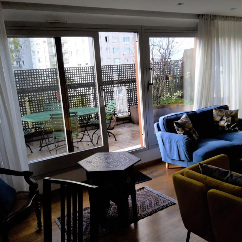 Rental apartment Paris 14ème 3750€ CC - Picture 1