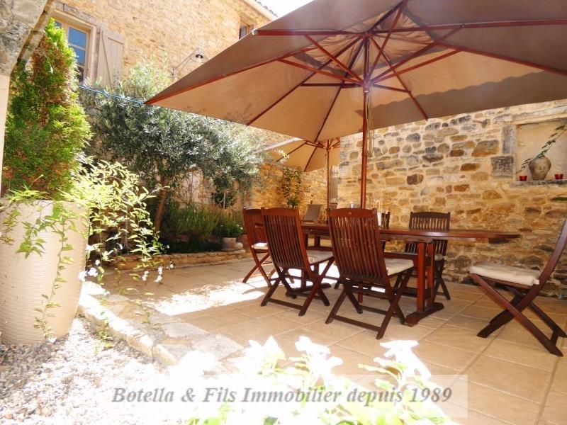 Verkoop van prestige  huis Aigueze 849000€ - Foto 12