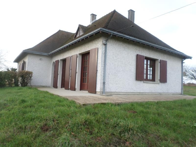 Vente maison / villa Lussac les chateaux 159000€ - Photo 2