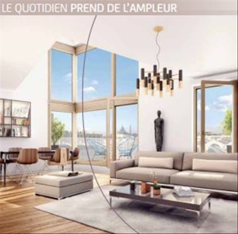 Produit d'investissement appartement Paris 19ème 376 000€ - Photo 2