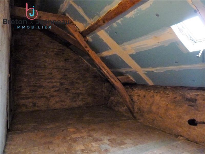 Sale house / villa Chateau gontier 166400€ - Picture 9