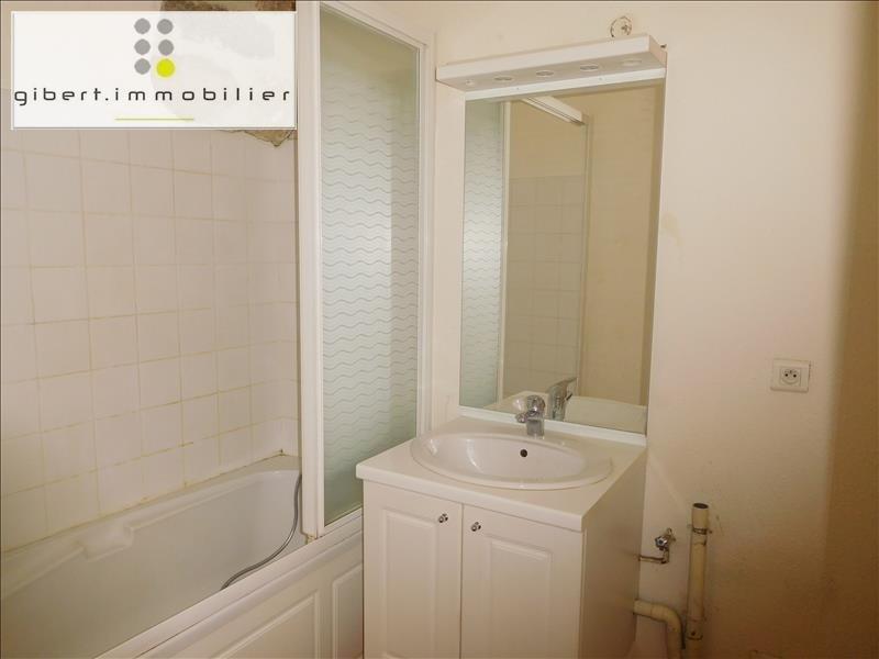 Rental apartment St paulien 471,79€ CC - Picture 2