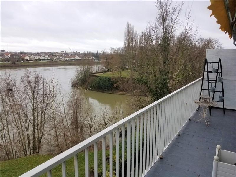 Sale apartment Maisons-laffitte 595000€ - Picture 2