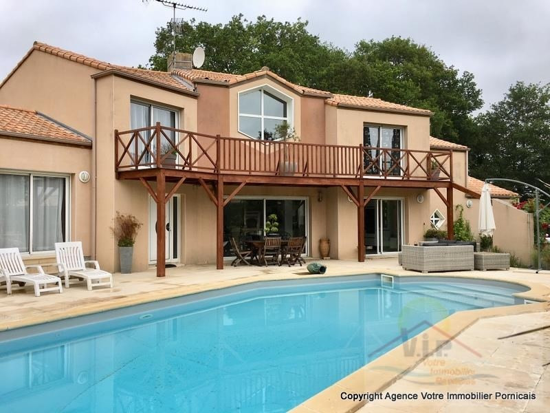 Deluxe sale house / villa Pornic 624 000€ - Picture 1