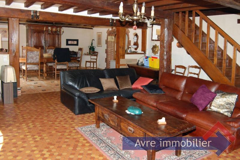 Vente maison / villa Verneuil d avre et d iton 148000€ - Photo 2