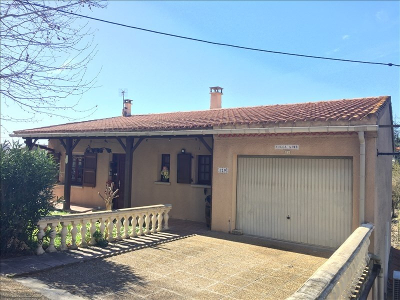 Vente maison / villa Carcassonne 249 000€ - Photo 1
