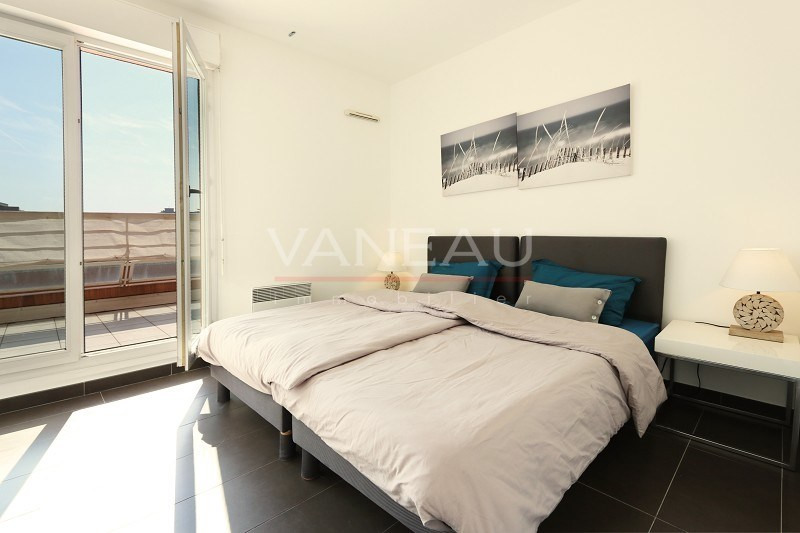 Vente de prestige appartement Juan-les-pins 275 000€ - Photo 4