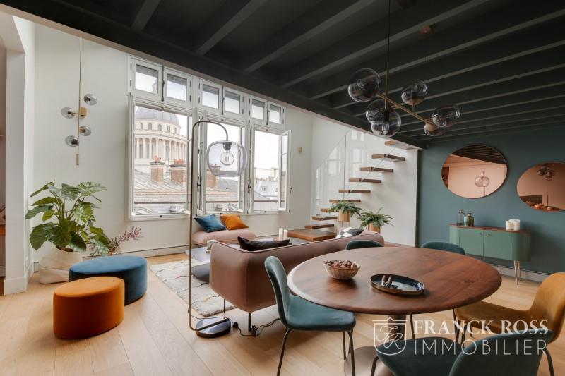 Rental apartment Paris 5ème 4300€ CC - Picture 5
