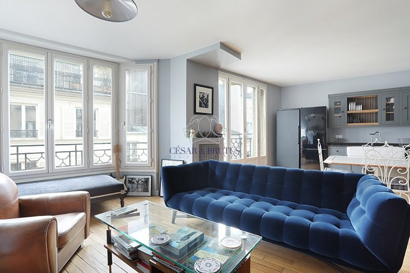 Vente appartement Paris 9ème 889 000€ - Photo 1