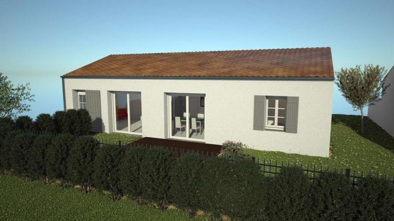 Vente maison / villa Jard sur mer 238000€ - Photo 7