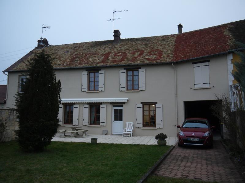 Maison ancienne longnes - 5 pièce (s) - 117 m²