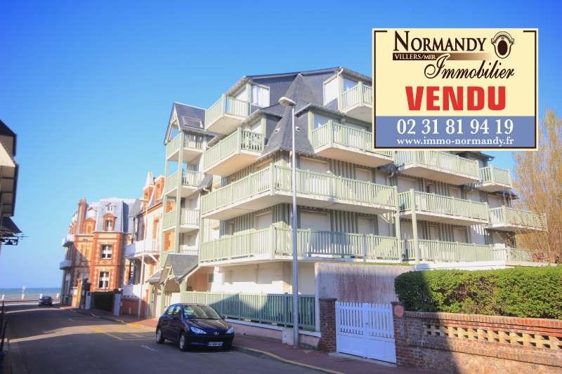 Sale apartment Villers sur mer 175500€ - Picture 1