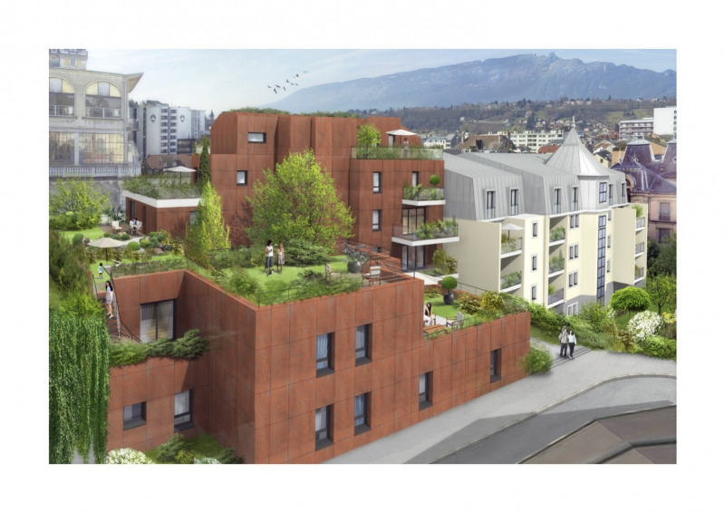 T1 programme neuf Aix Les Bains