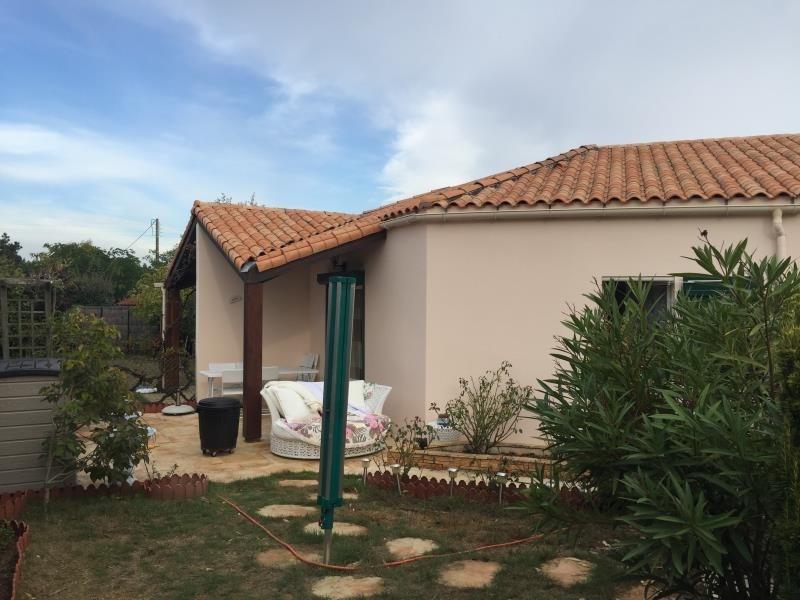 Vente maison / villa Longeville sur mer 129000€ - Photo 1
