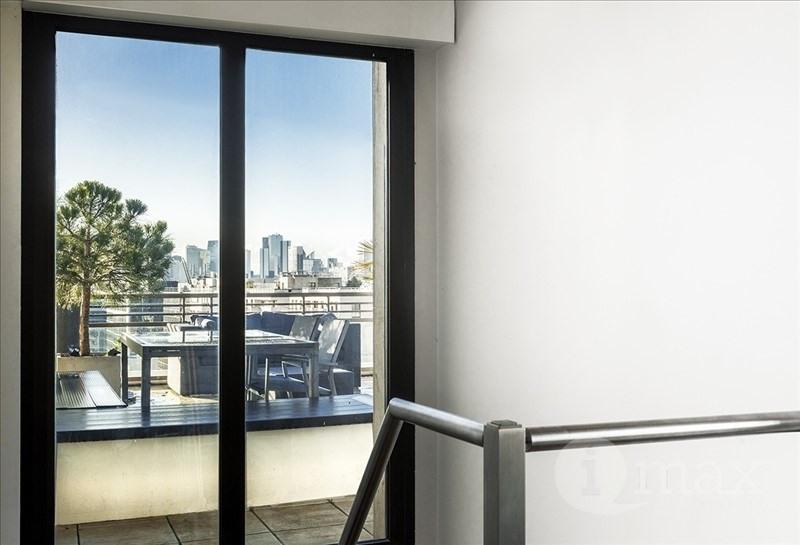 Deluxe sale apartment Levallois perret 1800000€ - Picture 9