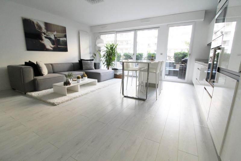 Rental apartment Levallois perret 2250€ CC - Picture 4